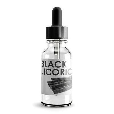 Liquirizia Nera -  Aroma Concentrato  Delixia 10 ml