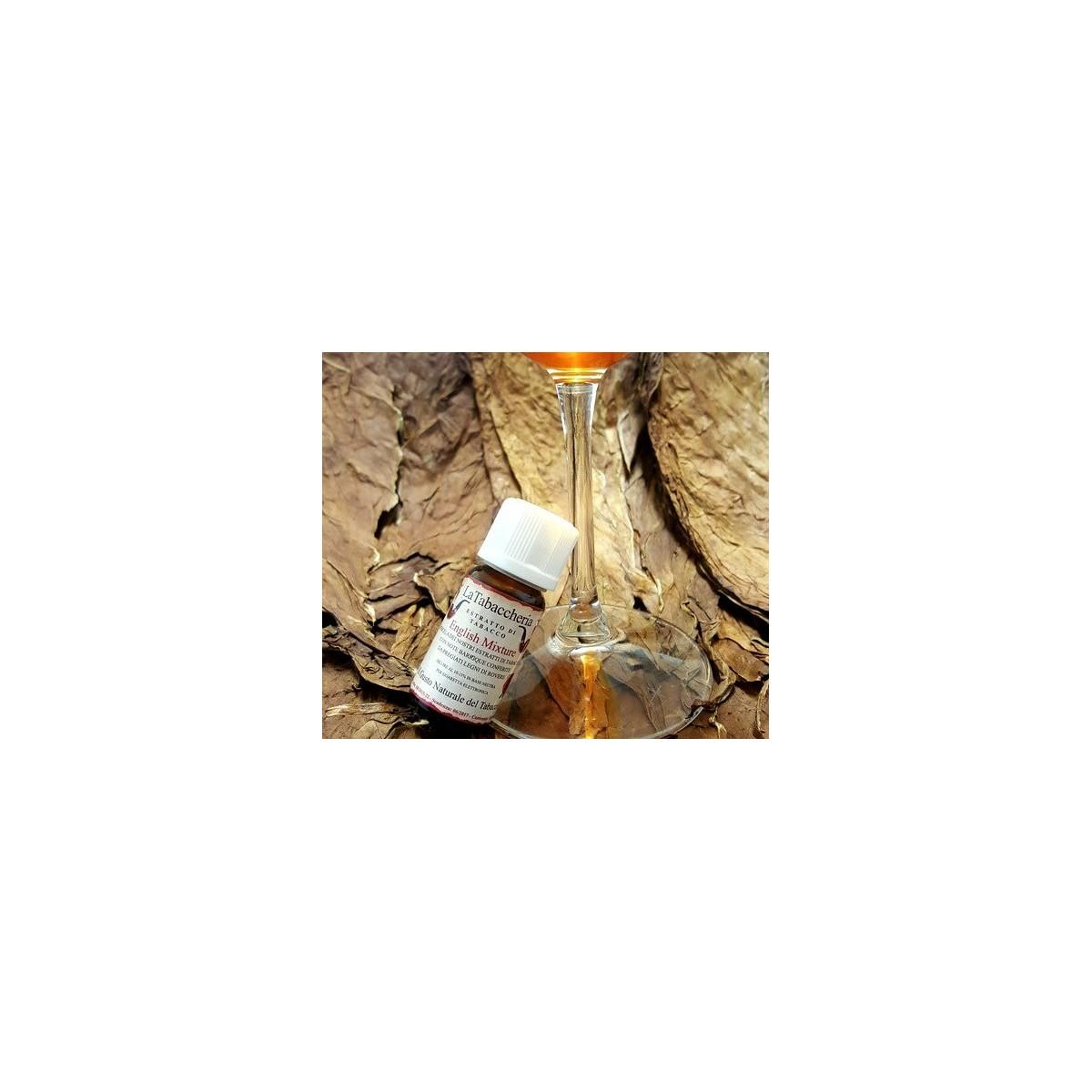 Miscela Barrique English Mixture - La Tabaccheria