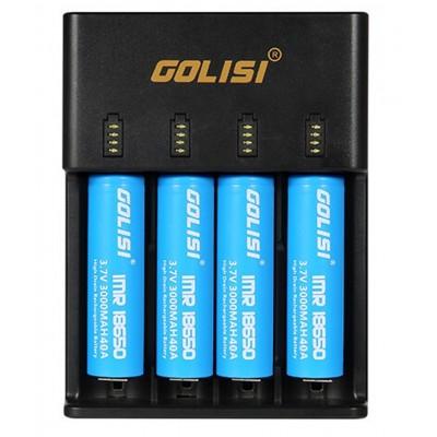 Caricabatterie rapido Golisi 4  2A