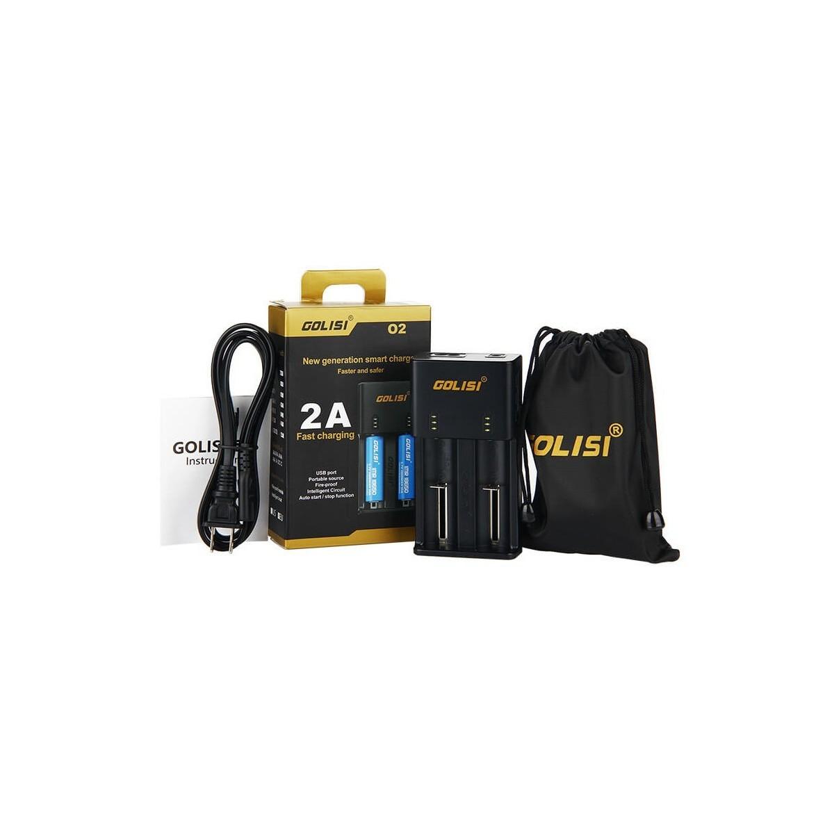 Caricabatterie rapido Golisi 2  2A