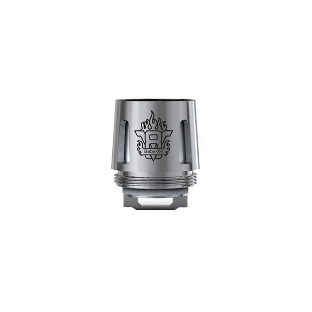 Ricambio per SMOK TFV8 X4 QUADRUPLE CORE 0.15 Ohm
