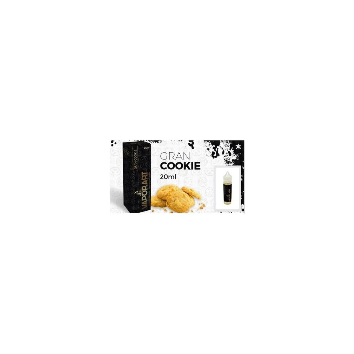 Gran Cookie - Formato scomposto concentr. 20ml - Vaporart