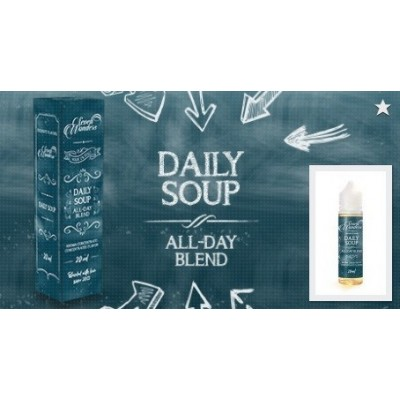DAILYSOUP - Formato scomposto concentr. 20ml - Seven Wonders