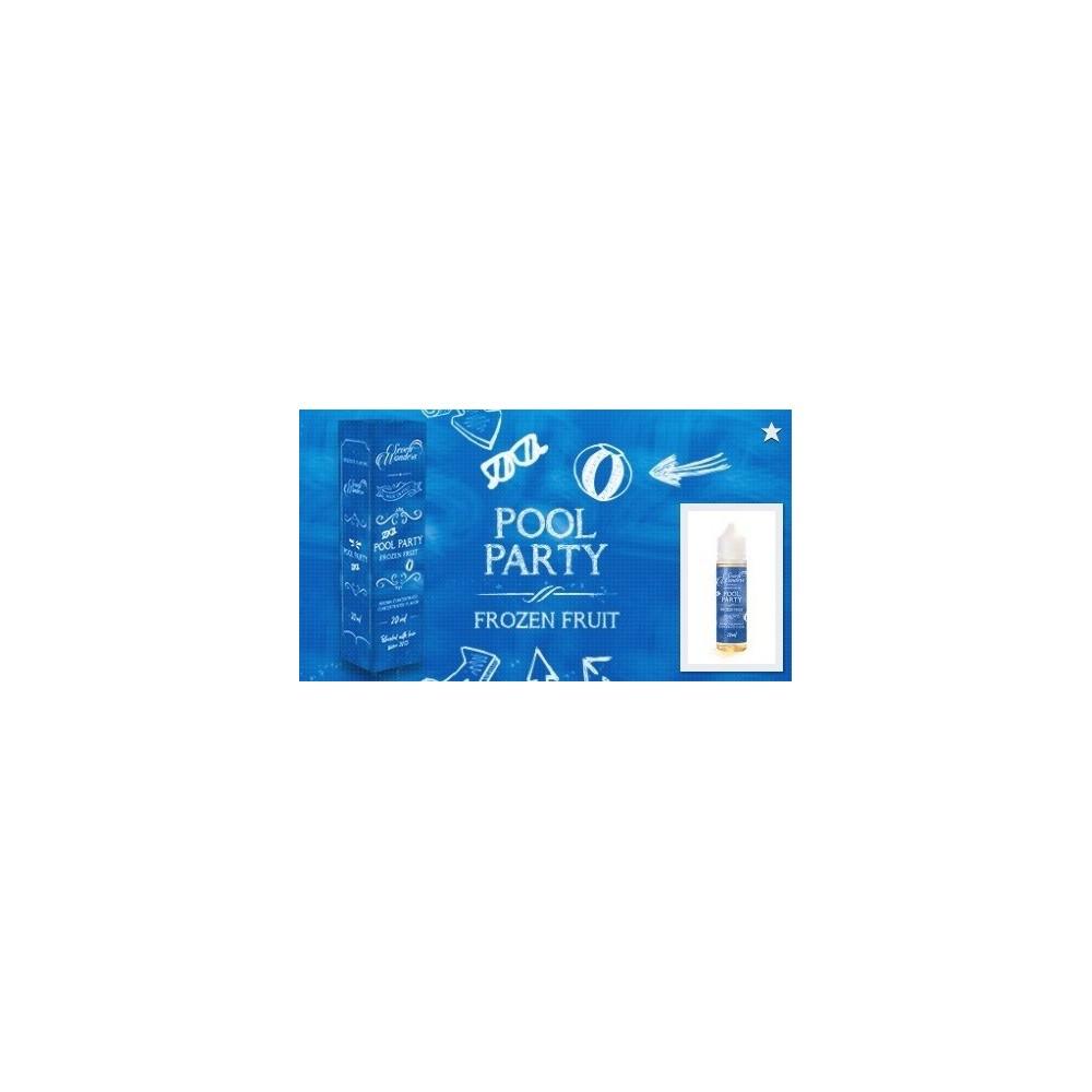 POOL PARTY - Formato scomposto concentr. 20ml - Seven Wonders