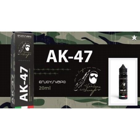 AK-47 - Formato scomposto concentr. 20ml - Vaporart
