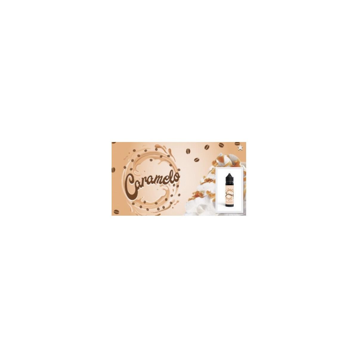 Caramelo - Formato scomposto concentr. 20ml - Vaporart