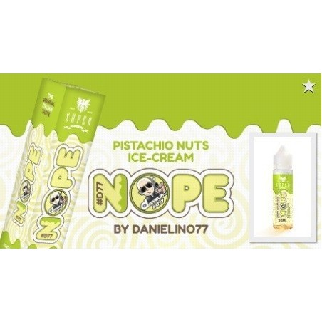 NOPE by D77 - Formato scomposto concentr. 20ml