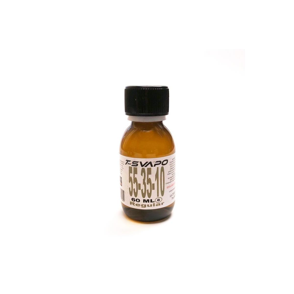 Base Neutra 60ml Senza Nicotina T-Svapo  - Normale