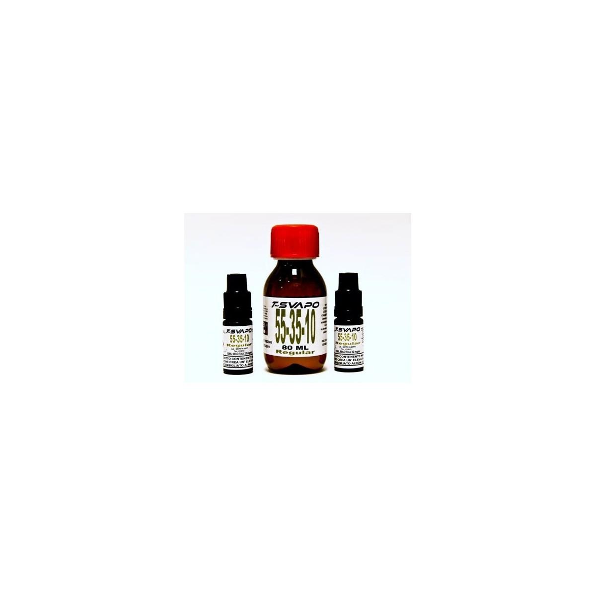 Base 55/35/10 4mg/ml nicotina T-Svapo 100ml - Normale