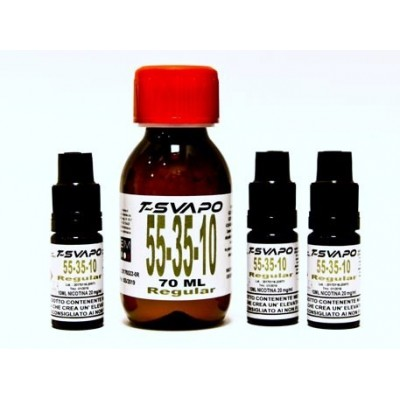 Base 55/35/10 6mg/ml nicotina T-Svapo 100ml - Normale