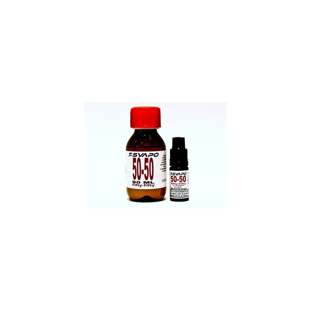 Base Neutra 100ml 2 mg/ml Nic. T-Svapo - Fifty/Fifty