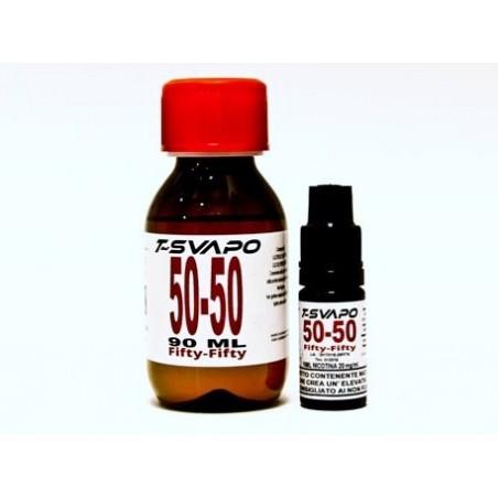 Base Neutra 2mg/ml nicotina T-Svapo 100ml - Fifty/Fifty