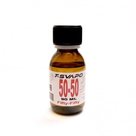 Base Neutra 90ml Senza Nicotina T-Svapo - Fifty/Fifty