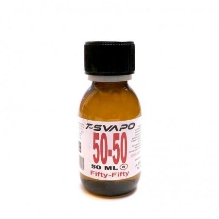 Base Neutra 50ml Senza Nicotina T-Svapo - Fifty/Fifty