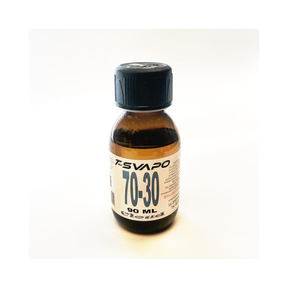 Base Cloud 70/30 90ml  T-Svapo - Senza nicotina