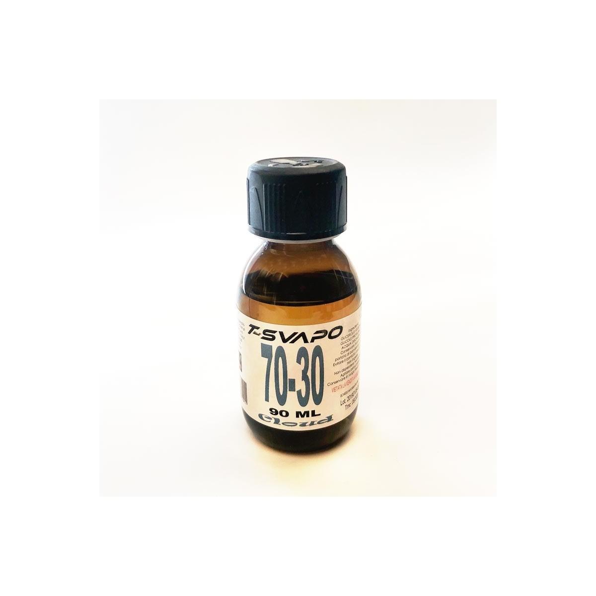 Base Cloud 70/30 90ml  T-Svapo - Senza nicotina