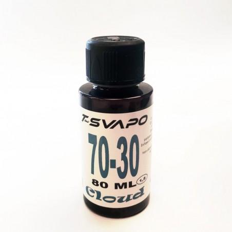 Base Cloud 70/30 80ml  T-Svapo - Senza nicotina