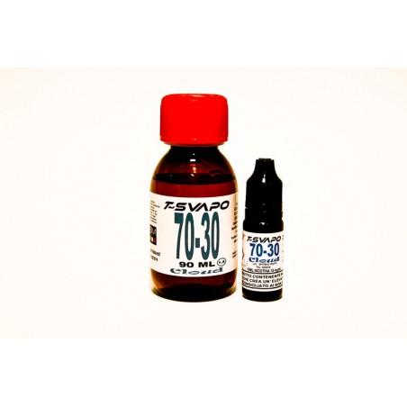 Kit Base Cloud 70/30 100ml T-Svapo - 1.5mg/ml nicotina