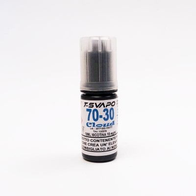 FLACONE BOOSTER 70/30 10ML NICOTINA 15 MG/ML T-SVAPO