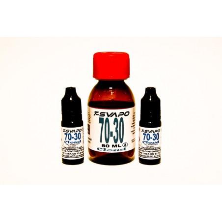 Kit Base Cloud 70/30 100ml T-Svapo - 3mg/ml nicotina