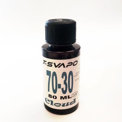 Base Cloud 70/30 80ml  T-Svapo - Senza nicotina