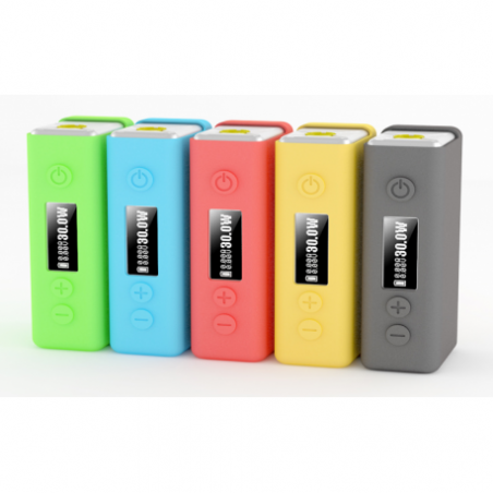 Cover in silicone per BB Cloupor mini 30w-Random Colors