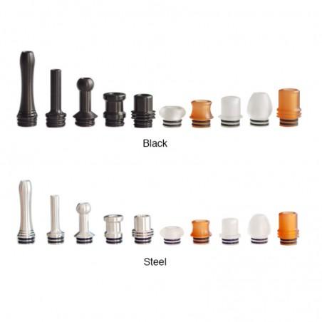 Cthulhu - Furai 510 Drip Tip Set (x10)-Black