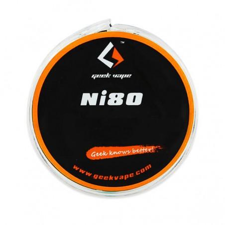 GeekVape - Roll Coil Ni80 Tape Wire 10m-24ga