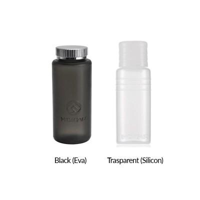 HCigar - VTinbox DNA75 - Squonk Bottle 8ml-Trasparent Silicone (Full)