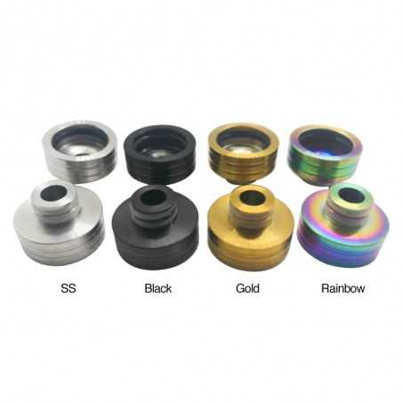 510 to 810 Mouthpiece Adapter (x1)-Rainbow