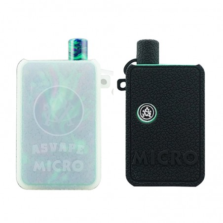 Asvape - Micro Silicone Case-Black