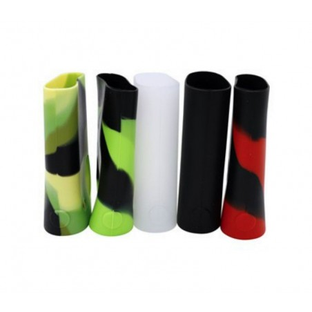 Eleaf iStick Basic - Silicone Cover-Black & Red