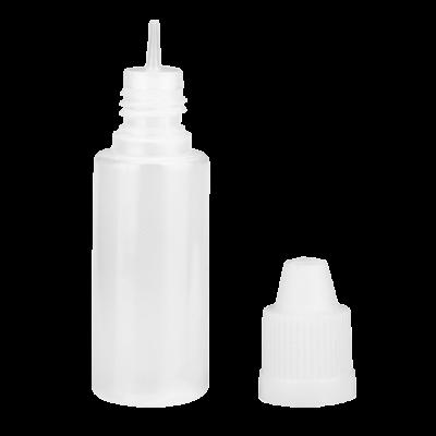 Flacone 15ml con ago in plastica e tappo