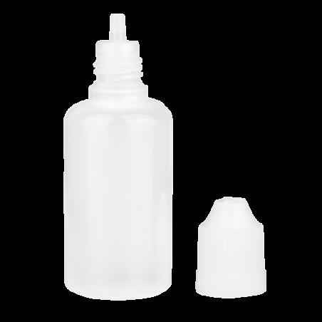 Flacone 30ml con ago in plastica e tappo