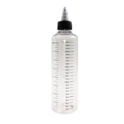 Twist Bottle Graduata 250ml (solo flacone x1)