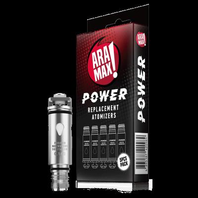 Aramax - Power Coil - 5 pz-0.14 ohm
