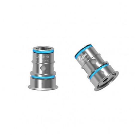Aspire - Tigon Coil (x5)-0.7 ohm mesh coil