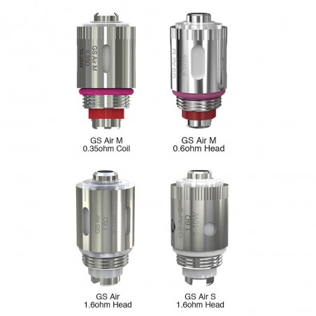 Eleaf - GS Air Coil Head (x5)-S 1.6ohm
