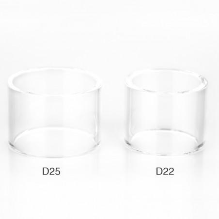 Eleaf - Melo 4 Glass Tube-Diametro 22