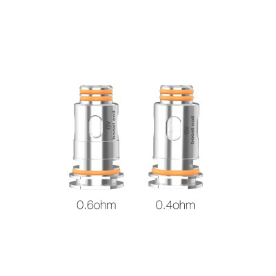 Geekvape - Aegis Boost Replacement Coil (x5)-0.4 ohm