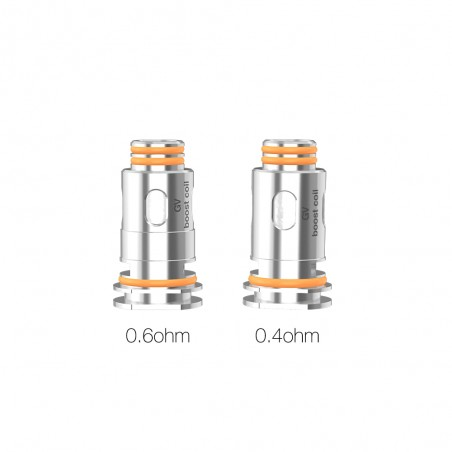 Geekvape - Aegis Boost Replacement Coil (x5)-0.6 ohm