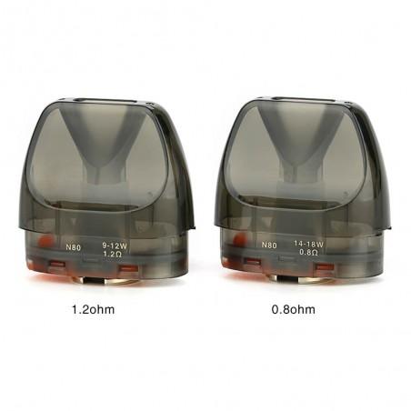 Geekvape - Bident Pod Cartridge 3.5ml (x2)-Ni80 0.8ohm