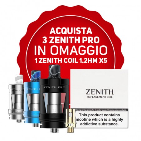 Innokin - Zenith Pro Tank-Black