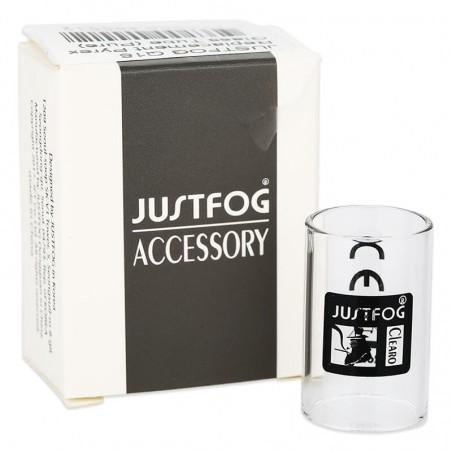 Justfog - Q16 Pyrex Glass Tube 1.9ml-Trasparent