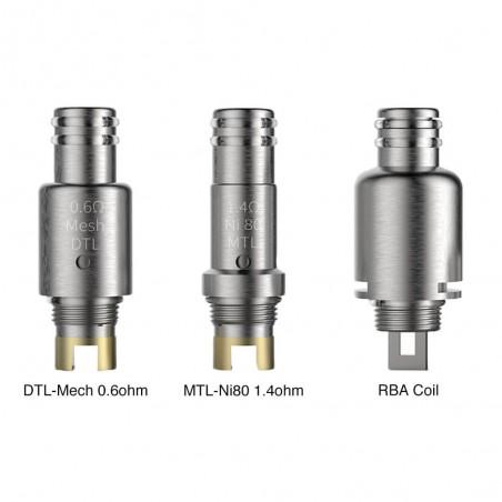 Smoant - Pasito Replacement Coil-MTL-Ni80 1.4ohm