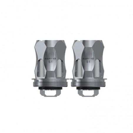 SMOK - TFV8 Baby V2 Coil Head (x3)-S1 0.15 ohm