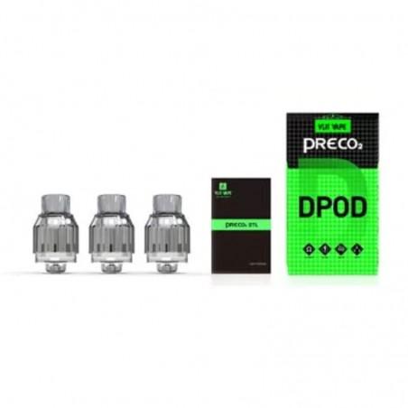 Vzone - Preco 2 Dpod (x3)-Clear