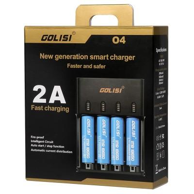 Golisi O4 - Fast Smart...