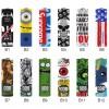 Plastic Wraps for 20700/21700 Battery (20pcs)-B8