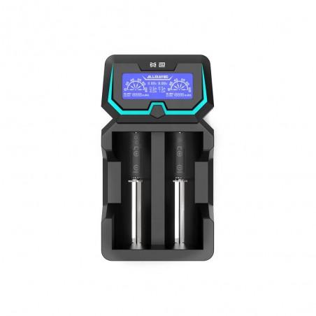 Xtar - X2 2-slot Quick Charger